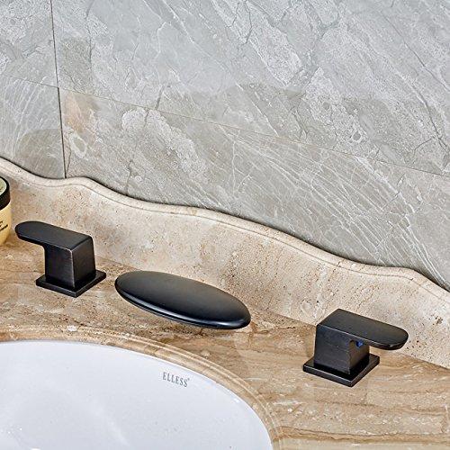 tourmeler-deux-poignees-de-luxe-sur-plan-courbe-cascade-mitigeur-bain-de-la-tuyere-dhuile-noir-chaud