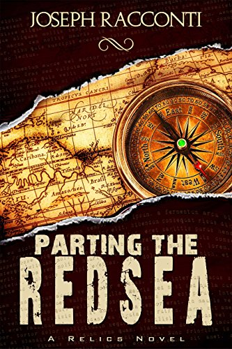 Parting the Red Sea: A Relics Novel #2 (English Edition)