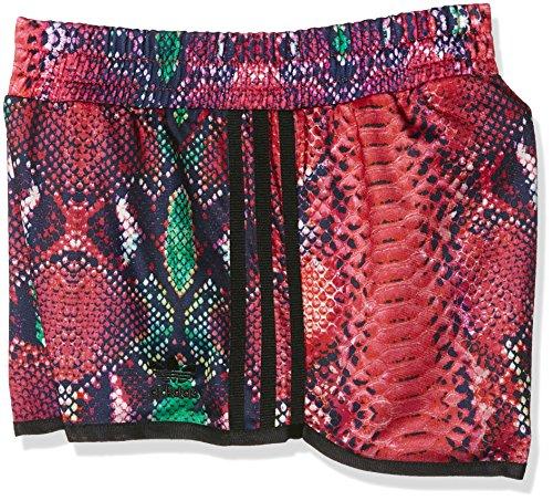 Adidas 3-Stripes Short pour femme Multicolore - Multicolore