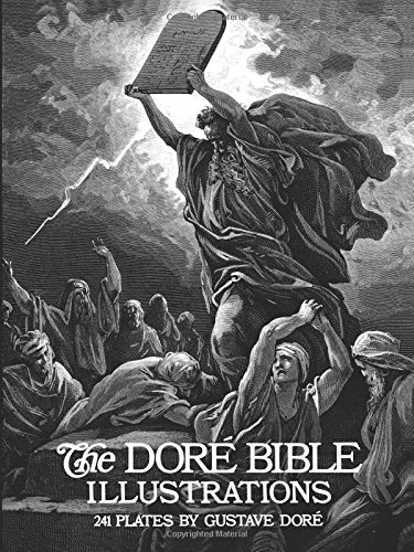 The Dore Bible Illustrations (Dover Fine Art, History of Art)