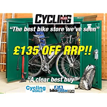 Bike Store Cycle Storage 6 X 3 Supplied Flat Pack