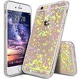 Coque iPhone 6S Plus,Coque iPhone 6 Plus,ikasus Diamant brillant paillettes bling...