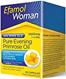 Efamol Efalex 1000mg Evening Primrose Oil - Pack of 30 Capsules by Queenswood Natural Foods Ltd