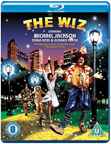 The Wiz Blu Ray [Edizione: Regno Unito] [Blu-ray] [Import anglais]