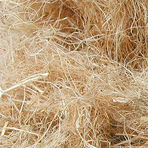 Hugro Nistmaterial Hanffasern für Vögel, 500g