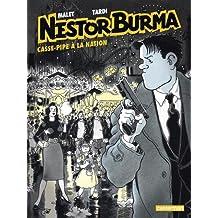 Nestor Burma, Tome 3 : Casse-pipe à la Nation