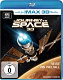 Journey to Space [3D Blu-ray]