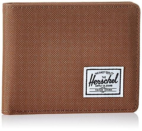 Herschel Supply Co. Men's Roy Wallet Caramel Brown