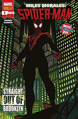 Miles Morales: Spider-Man N° 1 - Panini Comics - ITALIANO #MYCOMICS