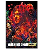 1 X The Walking Dead Daryl Blacklight Reactive Poster by Scorpio Posters;Inc.