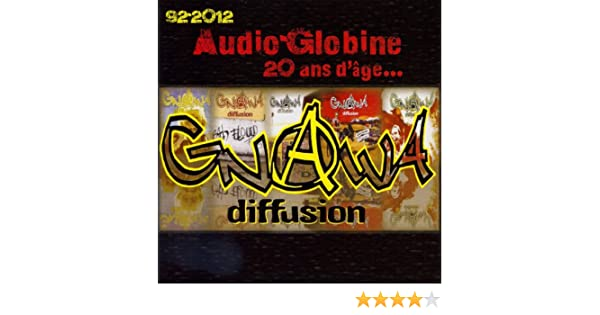 DIFFUSION 2012 GNAWA TÉLÉCHARGER