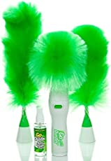 P&T Motorized Electric Go Duster Wet And Dry Duster Set