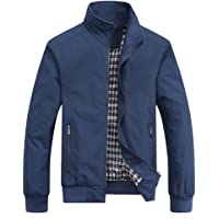 Moon Fashion Men's Bomber Jacket (l)