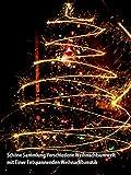 Schöne Sammlung Verschiedene Weihnachtsumwelt mit Einer Entspannenden Weihnachtsmusik