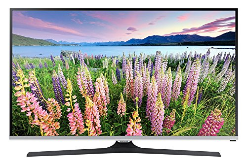 Samsung UE40J5100AW 40' Full HD Black, Silver LED TV - LED TVs (101.6 cm (40'),...