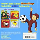 Curious George Shapes: A Slide-And-Peek Book (Curious George Board Books)