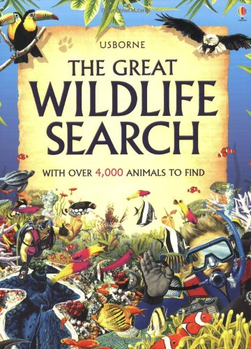 The Great Wildlife Search (Great Searches)