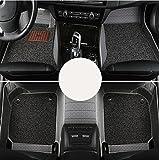 QXXZ Autodecorun Custom Fit PVC Leder Auto Fußmatten Für BMW 1 2 3 4 5 6 7 X1 X3 X4 X5 X6 Z4 Serie Auto Teppich Matten Set Zubehör,F2