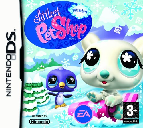 Littlest Pet Shop: Winter [UK Import] - Shop Ds-littlest Pet
