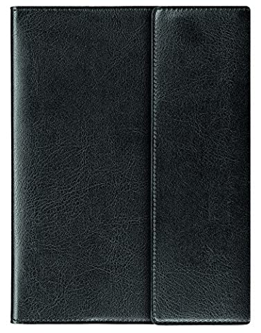 Filofax Flex A5 Nappa Leather Cover for iPad - Black