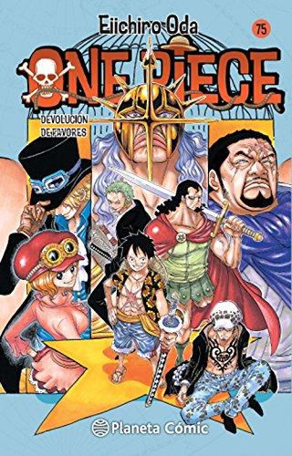 One Piece nº 75: Devolución de favores (Manga Shonen) por Eiichiro Oda