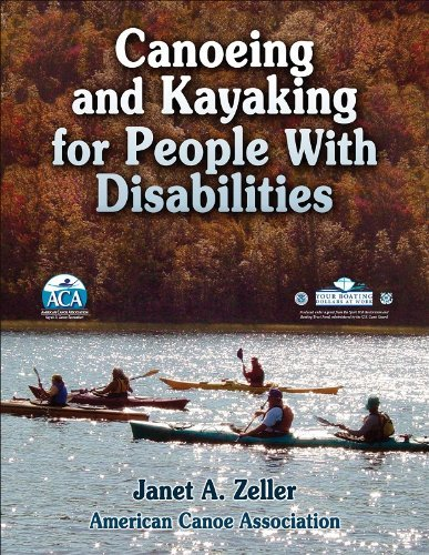 Canoeing & Kayaking/People With Disabili by American Canoe Ass (2-Jul-2009) Paperback