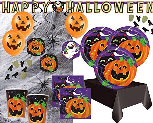et Fröhliches Halloween für 8 Personen (Hängende Person, Halloween)