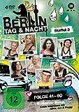 Berlin - Tag & Nacht - Staffel 03 (Folge 41-60) (4 Discs, Limited Fan Edition)