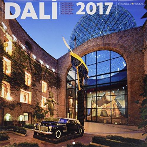 Calendari 2017 Dalí gran por Aa.Vv.
