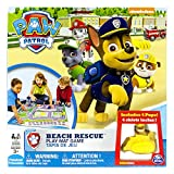 PAW PATROL Beach Rescue Play Mat Game