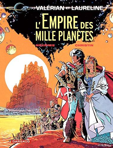 Valérian - Tome 2 - Empire des mille planètes (L') par Christin