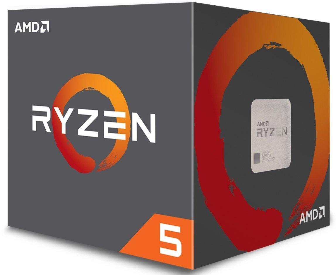 AMD YD150 Ryzen 51500x CPU Cooler