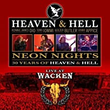 Neon Lights-Live at Wacken (2009) (Transparent) [Vinyl LP]