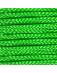 Paracord Planet 10', 25', 50', 100' Hanks & 250', 1000' Spools of Parachute 550 Cord Type III 7 Strand Paracord Over 200 Colors by PARACORD PLANET