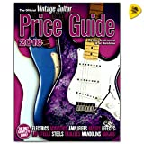 The Official Vintage Guitar Magazine Price Guide 2018 - more than 2,000 brands along with 1,300 photos