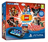 Cheapest Playstation Vita Console and Lego Mega Pack Bundle with 8GB Memory Card on PlayStation Vita