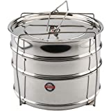 Embassy SS Cooker Separator P6 Suitable for 6.5 litres Prestige Popular and Popular Plus Outer Lid Pressure Cookers Only  Not