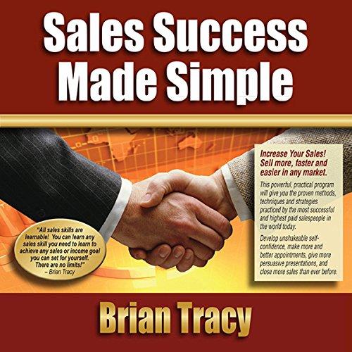 Sales Success Made Simple  Audiolibri