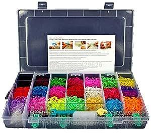 Gemtoo - Boite Elastiques pour bracelets