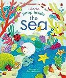 Peep Inside: The Sea [Lingua inglese]