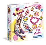 Clementoni 15161 - Soy Luna Pop Charms, Multicolore