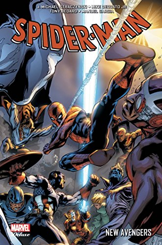 Amazing Spider-Man : New Avengers, Livres