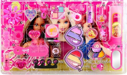 Mattel Barbie Beauty Adventskalender 2016