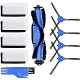 DingGreat Accessoirekit voor Eufy RoboVac 11s / RoboVac 30 / RoboVac 30C / RoboVac 15C Robotstofzuiger vervangende onderdelen
