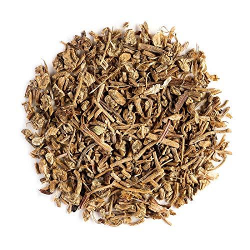 Baldrian Wurzel Biologischer Kräuter Tee - stark beruhigend - Valeriana officinalis - Baldrianwurzel Kräutertee - Valerian 100g