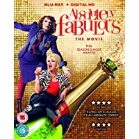 Absolutely Fabulous: The Movie [Blu-ray]