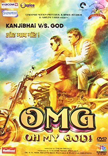 Preisvergleich Produktbild OMG Oh My God. Bollywood Film mit Akshay Kumar und Mithun Chakraborty. [DVD][IMPORT]
