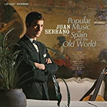 Plays Popular Music of Spain and the Old World