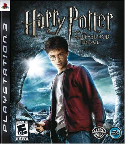 Click for larger image of Harry Potter & The Half Blood Prince / Game
