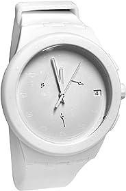 Swatch Basic White Unisex Watch SUSW400